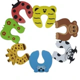 Foam Animal Door Stops – Pack of 7