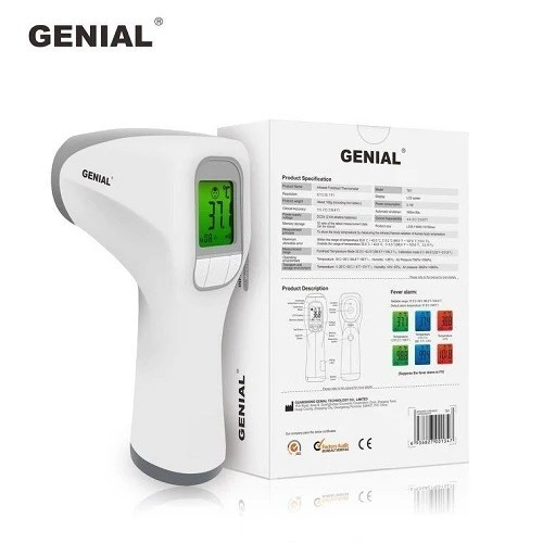 Genial Infrared Thermometer