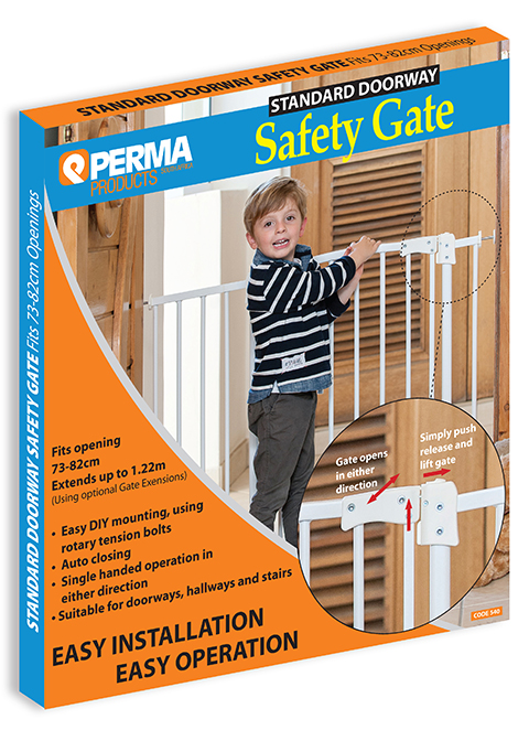 Perma Standard Doorway Safety Gate