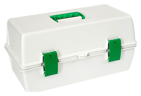Perma First Aid Box With Tray -370mm