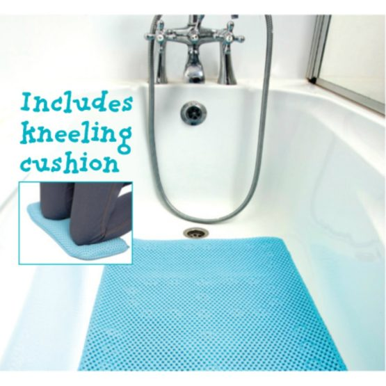 ClevaMama Bath Mat with Knee Support