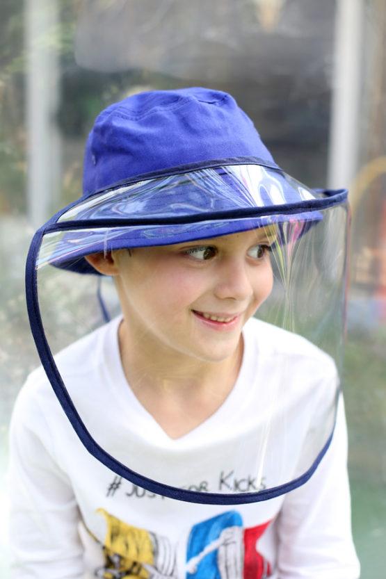 Kids' Hat Screens