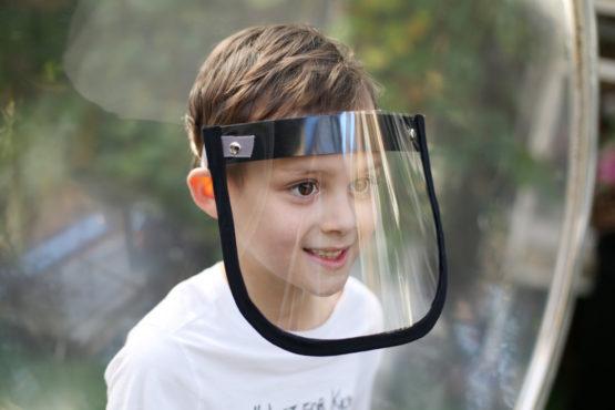 Kids Comfort Shield