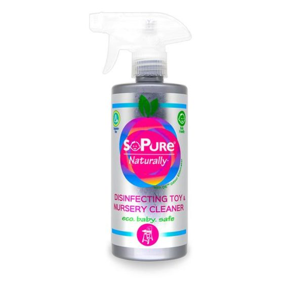 SoPure – Disinfecting Toy & Nursery Cleaner 500ml