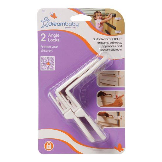 Dreambaby Angle Lock – 2 Pack