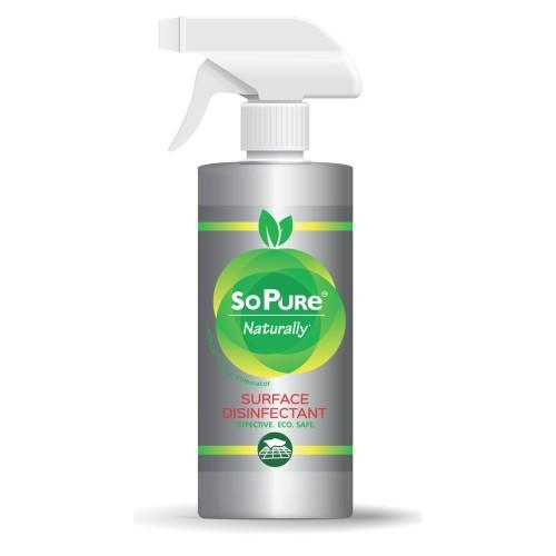 SoPure™ Surface Disinfectant – 500ml