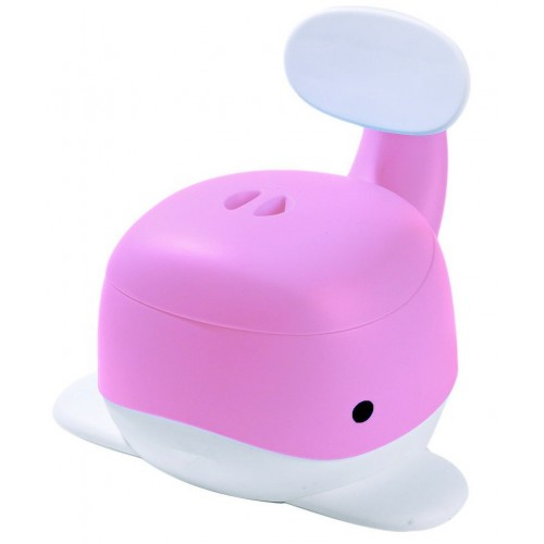 Snuggletime Whale Potty
